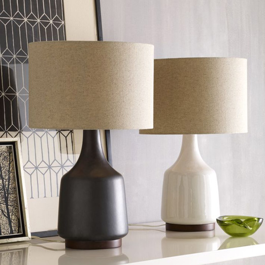 West Elm Lamps: Two West Elm Lamps I'm Coveting