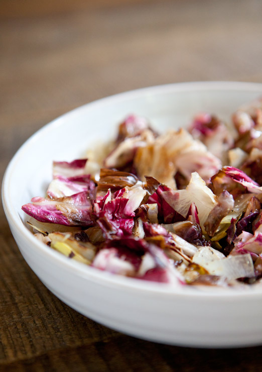 grilled radicchio and endive salad – A House in the Hills