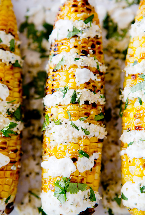mexican street corn {inspired} – A House in the Hills