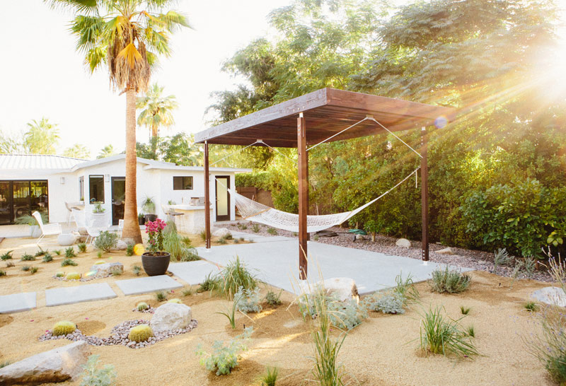 Desert Backyard Makeover : backyard makeover with lowes ? A House in the Hills