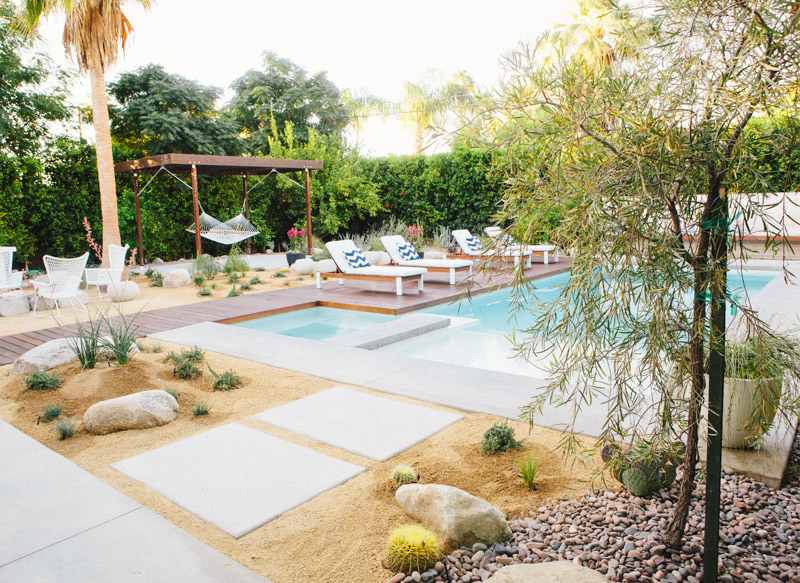 Desert Backyard Makeover : BACKYARD MAKEOVER WITH LOWES