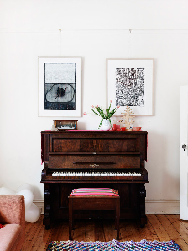 inspiring spaces A House in the