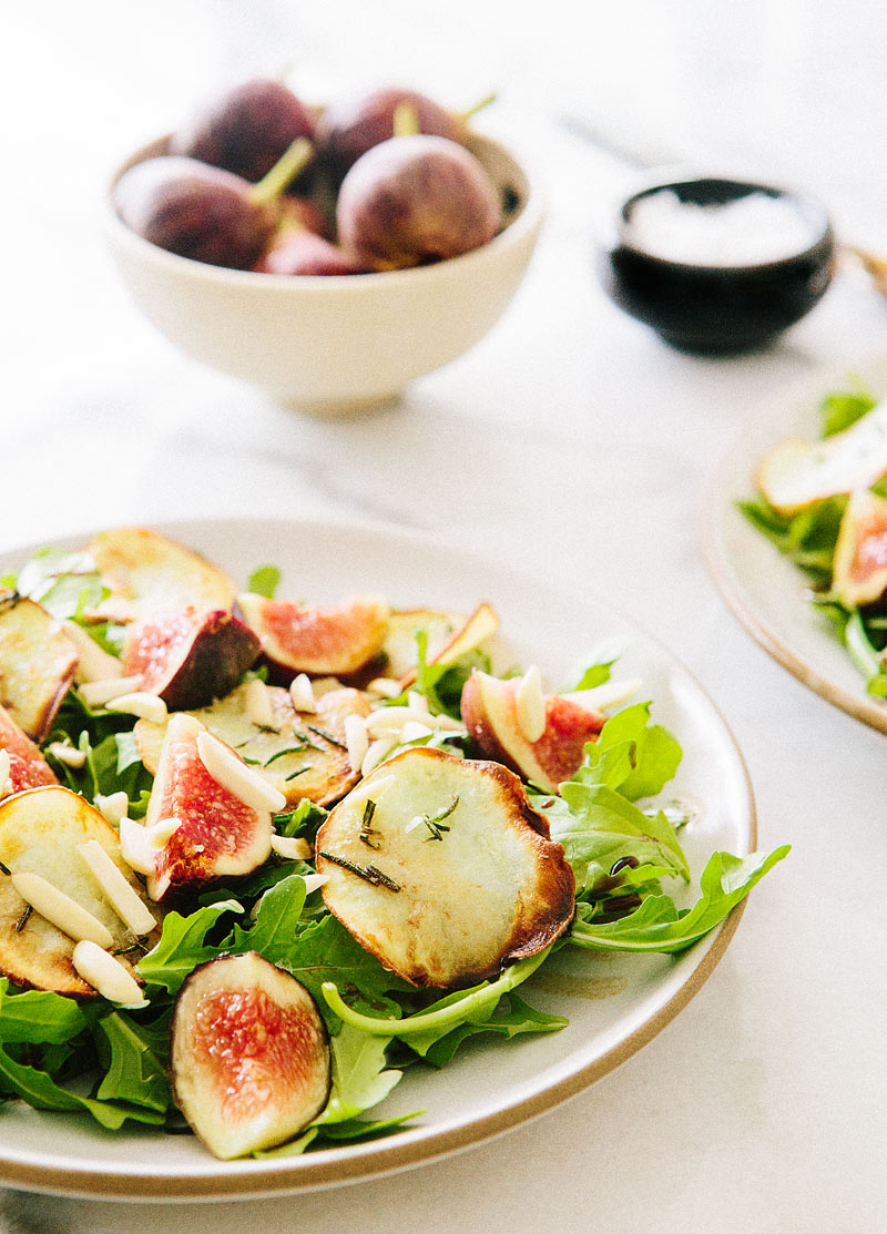 fig_arugula_sweet_potato_salad_A_House_in_the_Hills-7