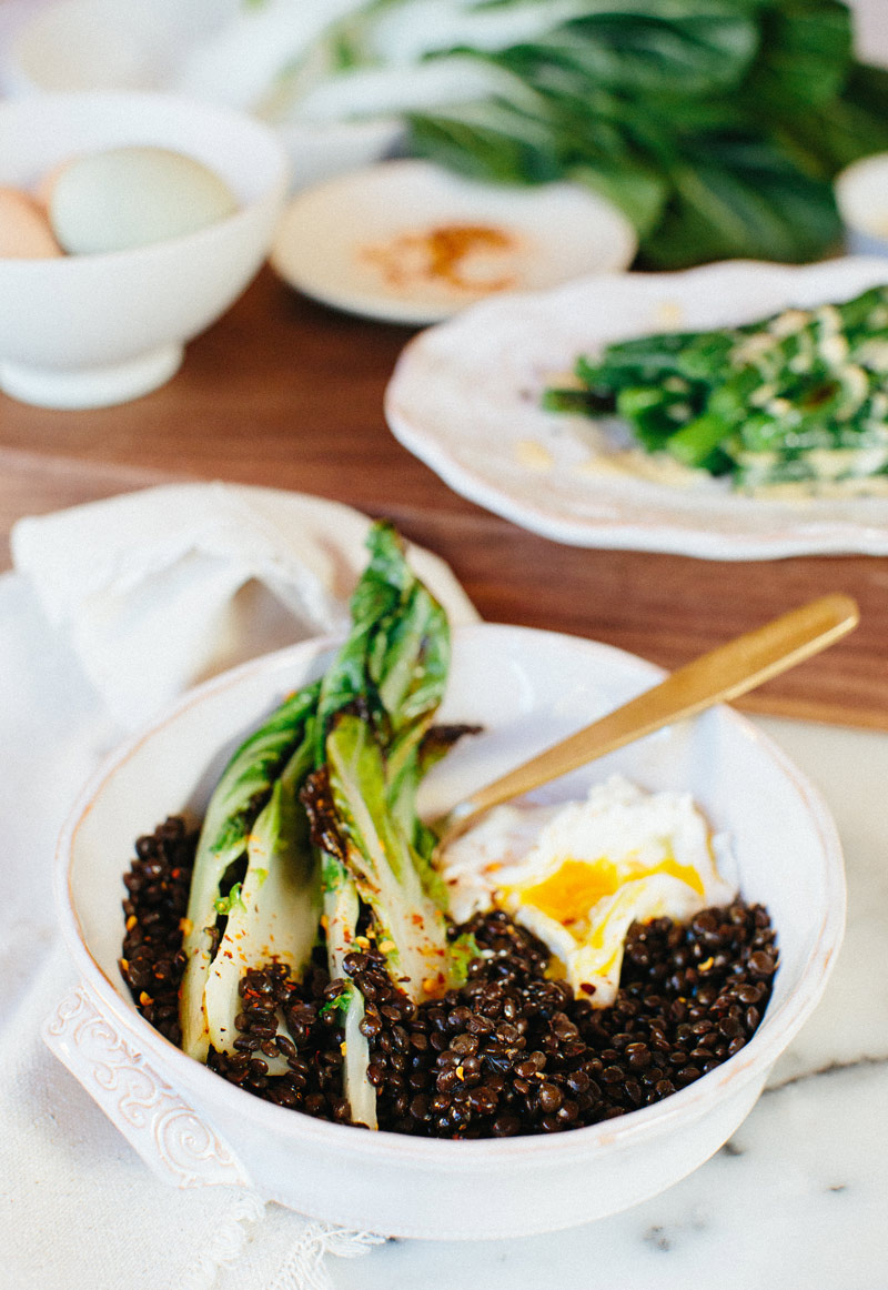 beluga_lentils_poached_egg_A_House_in_the_Hills-9