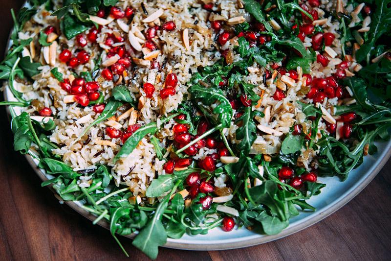 Spicy Winter Salad