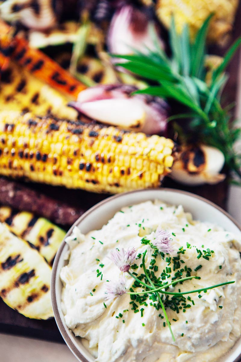 a_house_in_the_hills_grilled_veggies_whipped_goat-6