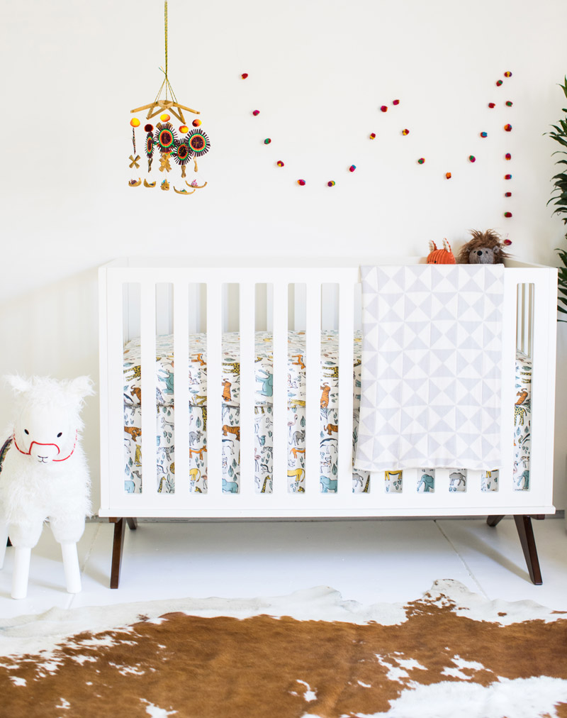 dwellstudio meadow nursery bedding collection dwellstudio ...