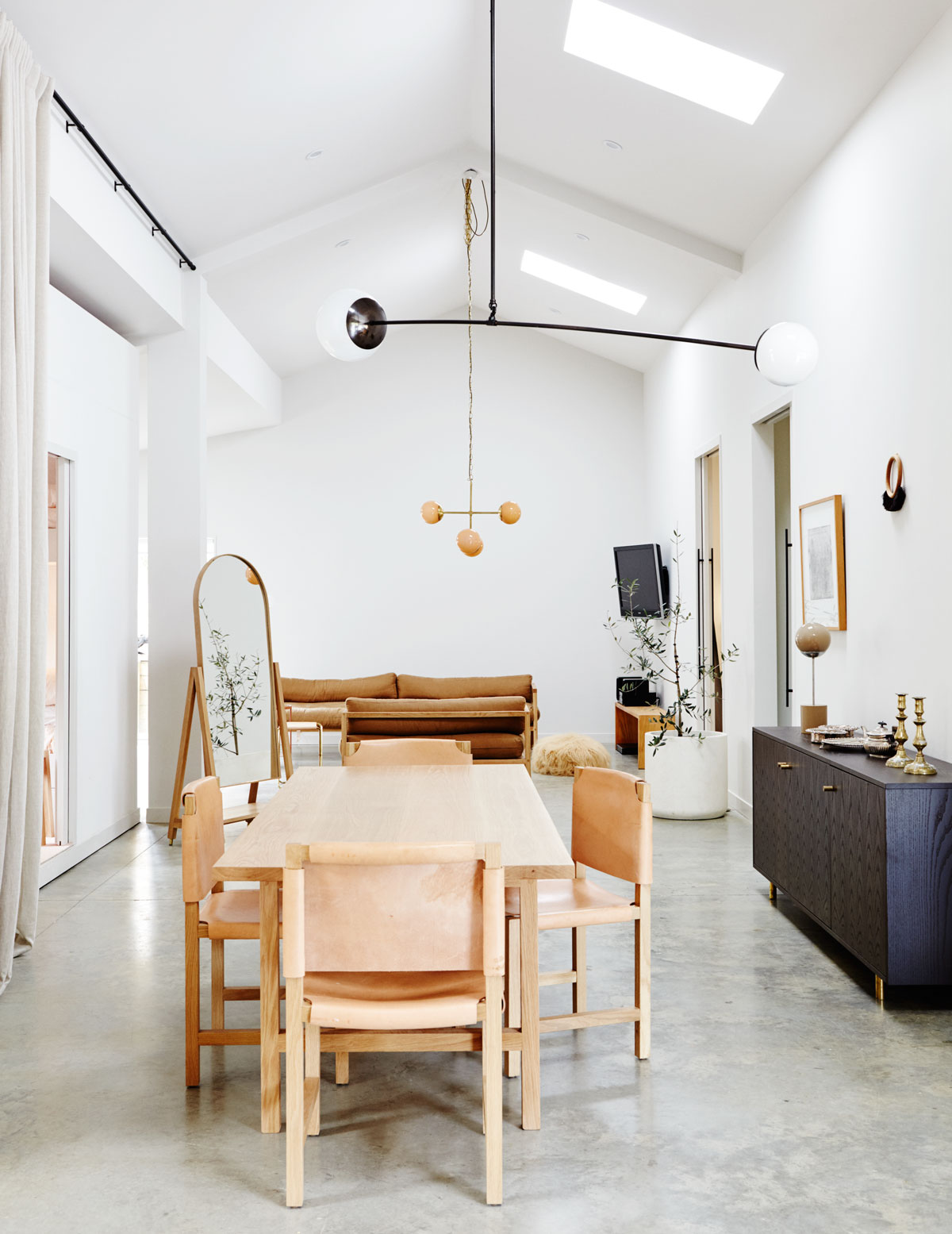 polished concrete vs  maple floors, make up my mind for me please